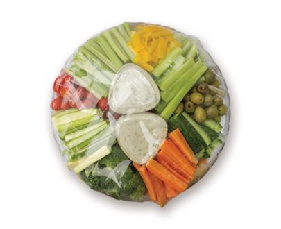 دیپ سبزیجات ویژه